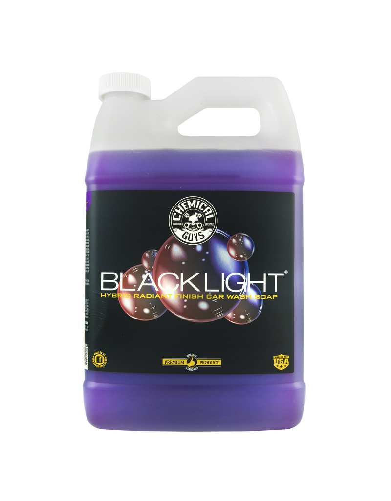 Chemical Guys CWS619 BlackLight Car Wash Soap (1 Gal)