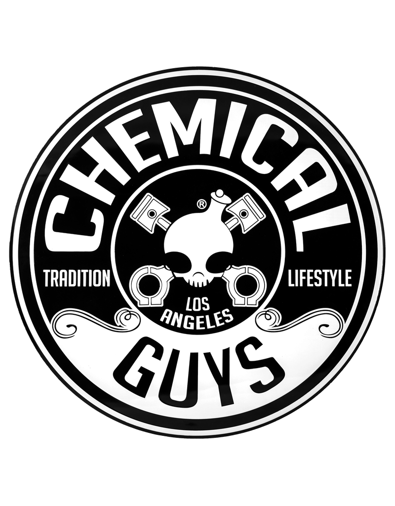 Chemical Guys Chemical Guys Tin Metal Logo