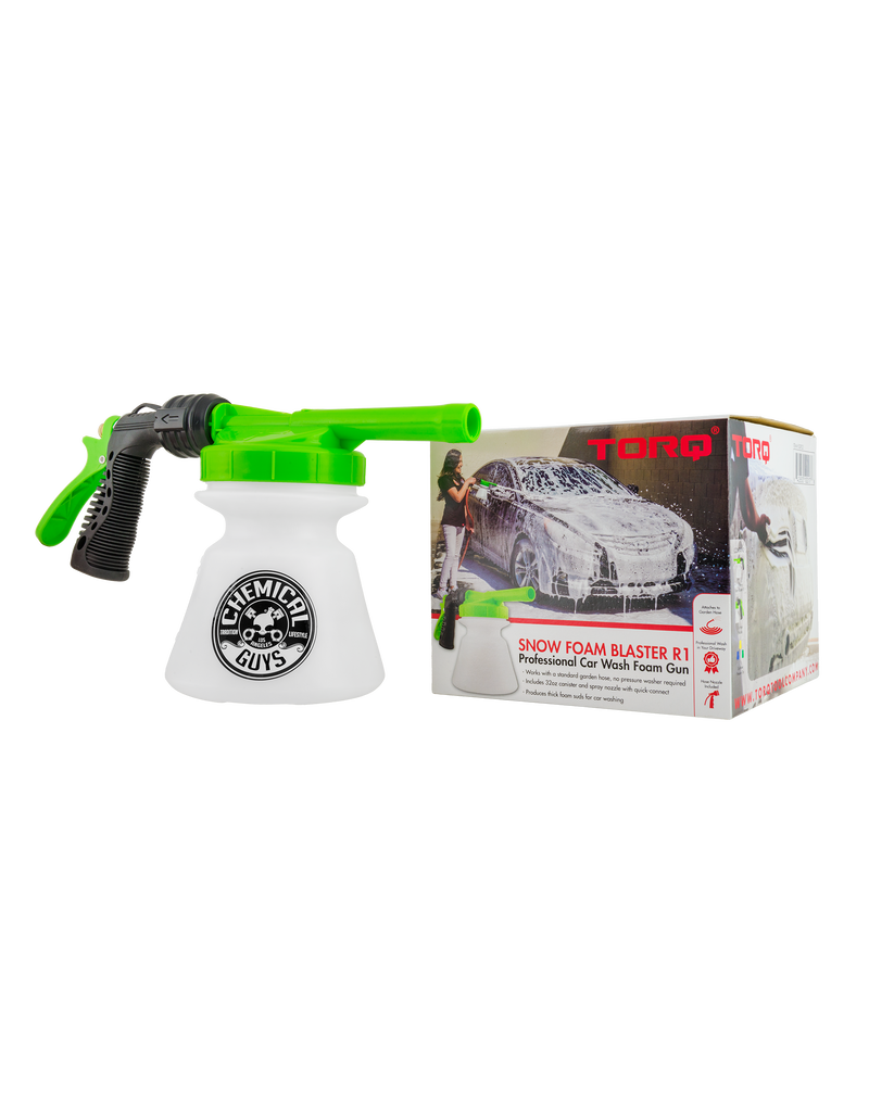 Chemical Guys TORQ Snow Foam Blaster R1 Foam Gun
