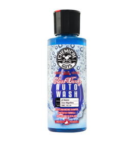 Chemical Guys Glossworkz-Auto Wash -Gloss Booster And Paintwork Cleanser ( 4oz)