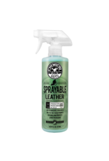 Chemical Guys SPI_103_16 Sprayable Leather Conditioner & Cleaner In One Ph Balance w/ Vitamin E & Aloe (16 oz)