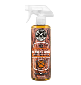 Chemical Guys Morning Wood Sophisticated Sandalwood Scent Air Freshener & Odor Neutralizer, 16 fl. oz