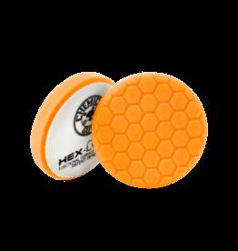 Hex-Logic 5.5'' Hex-Logic Pad Orange 5.5'' Medium-Heavy Cut Scratch & Swirl Remover Pad- (5.5''Inch)