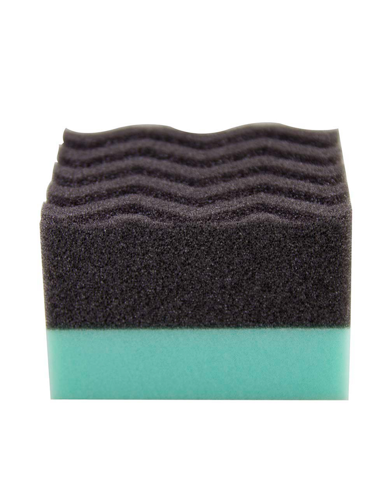 Chemical Guys Durafoam Large Tire Dressing Applicator Pad With Wonder Wave Technology