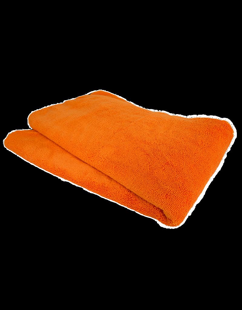 """Chemical Guys MIC_725 Premium Car Drying Microfiber Towel, Orange 25"""" X 36"""""""