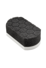 """Chemical Guys ACC220 White Cross-Linked Applicator w/ Hex Surface (1.75"""" X 2.5"""" X 4.625"""")"""