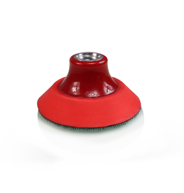 "TORQ Tool Company BUFLC_300 TORQ R5 Rotary 3"" Rotary Red Backing Plate"