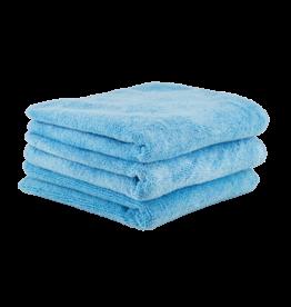 By Chemical Guys MIC35603 Happy Ending Edgeless Microfiber Towel Green 3 Pack