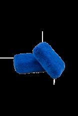 Chemical Guys Dark Blue Thick -Microfiber Applicator Premium Grade (2 Pack)