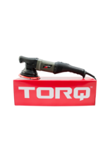 TORQ Tool Company TORQ22D - TORQ Polishing Machines - 120V - 60Hz - Red Backing Plate (1 Unit)