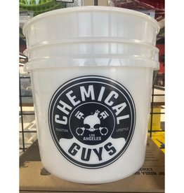 4.5 Gallon Chemical Guys Bucket