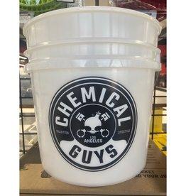 4.5 Gallon Chemical Guys Bucket