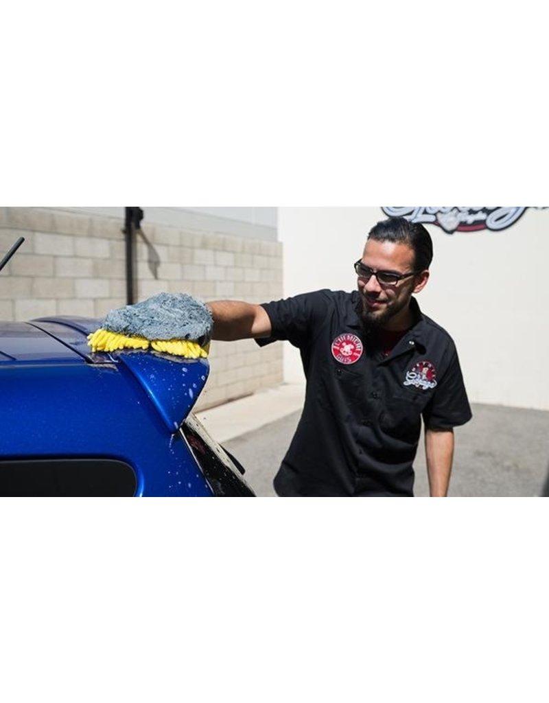 Chemical Guys MIC494 Three-Way Premium Wash Mitt
