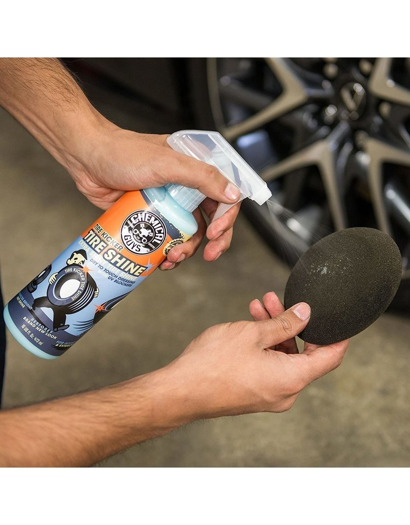 Chemical Guys TVD11316 Tire Kicker Tire Dressing (16oz)