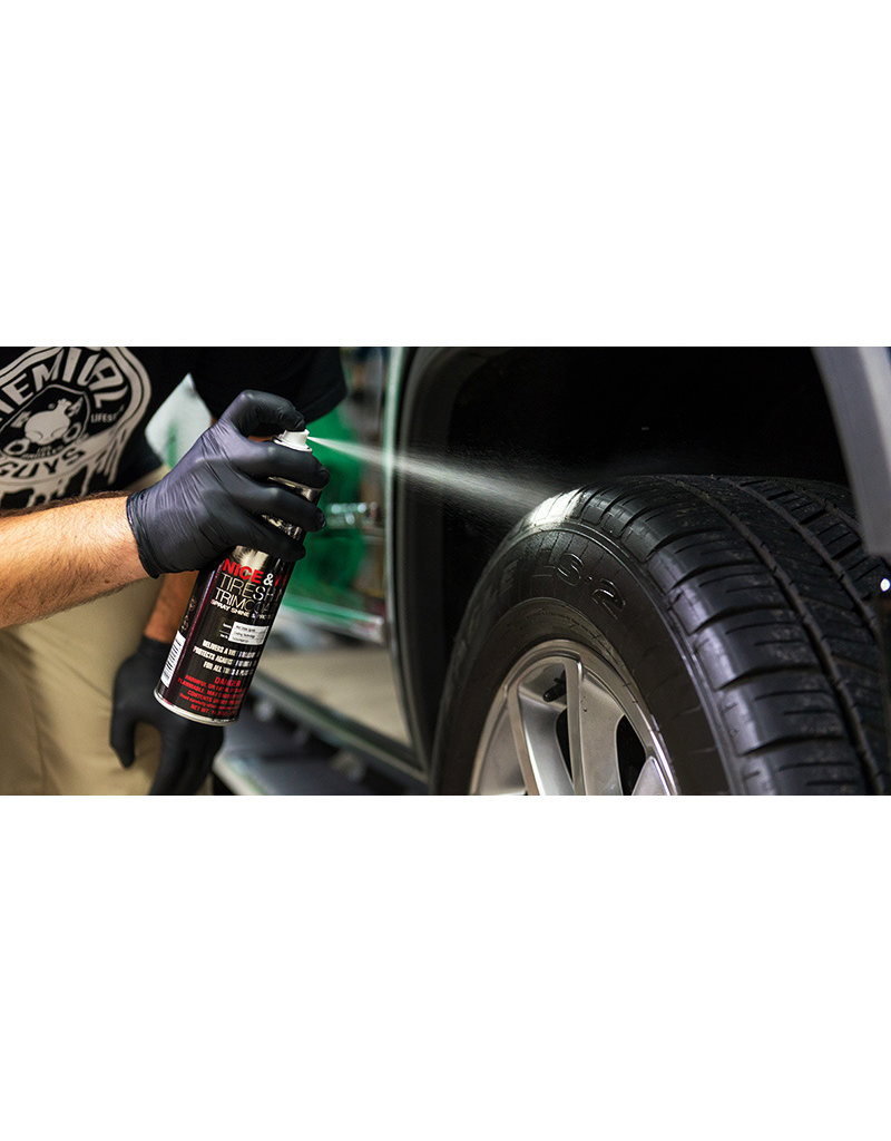 Chemical Guys TVDSPRAY101 Nice And Wet Tire&Trim Protective Coating (14.5oz)