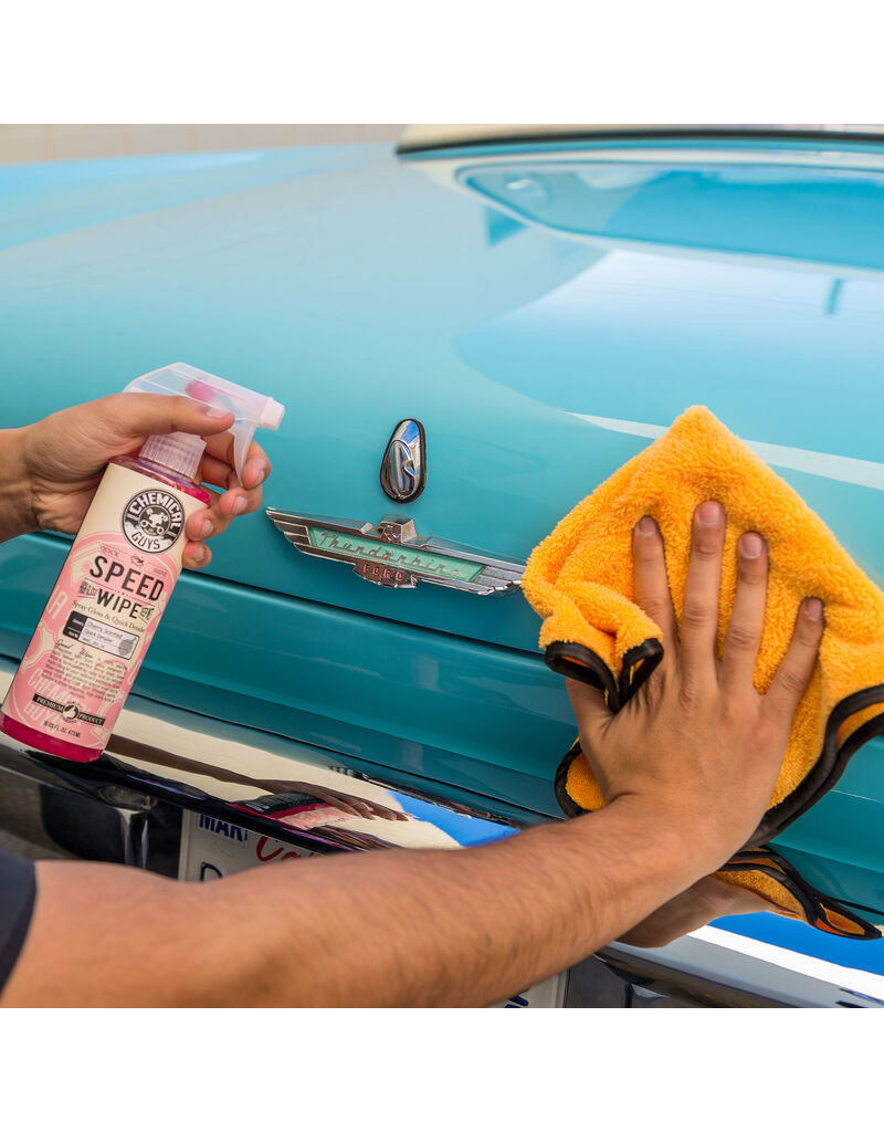 Chemical Guys WAC_202_16 Speed Wipe High Gloss Quick Detailer (16oz)
