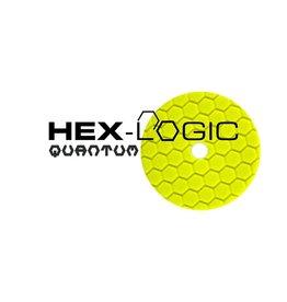 "Hex-Logic 5"" Heavy Yellow Cutting Pad"