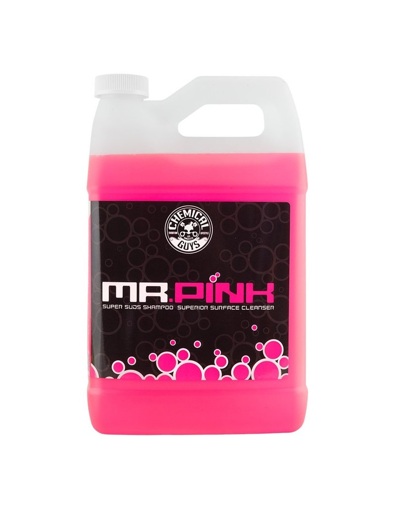 Chemical Guys CWS_402 Mr. Pink Soap (128oz)