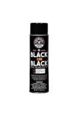 Chemical Guys AIR_SPRAY_1 Black On Black Instant Shine for Exterior Vinyl&Plastic (11oz)