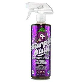 Chemical Guys Purple Stuff Grape Soda Scented Air Freshener (16oz)