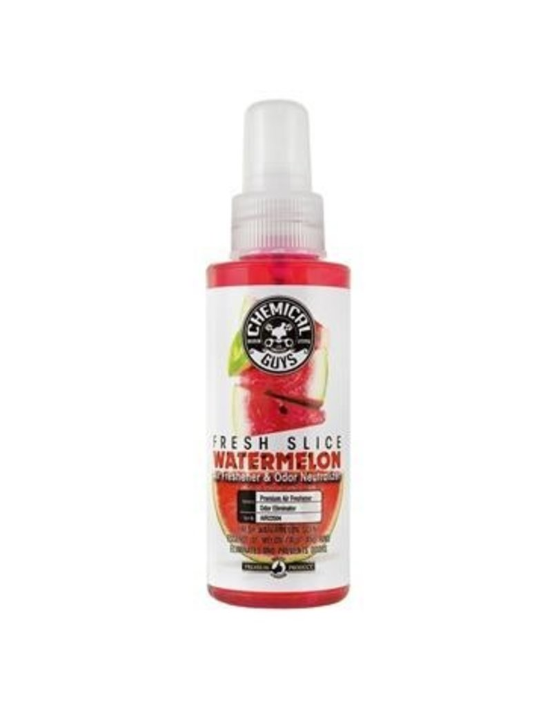 Chemical Guys AIR22504 Watermelon Scented Air Freshener (4oz)