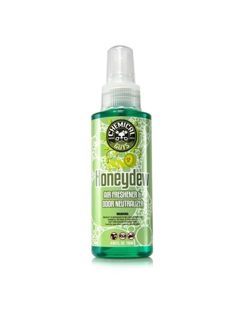 Chemical Guys AIR_220_04 Honeydew Scented Air Freshener (4oz)