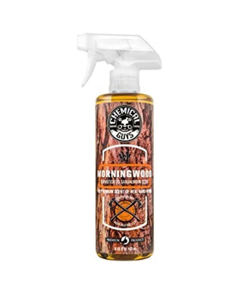 Chemical Guys AIR23016 MorningWood Sandalwood Scented Air Freshener (16oz)