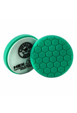 "Hex-Logic BUFX_103HEX4 4"" Heavy Green Polishing Pad"