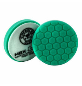"Hex-Logic 4"" Heavy Green Polishing Pad"