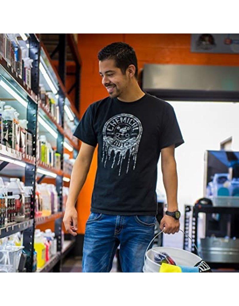 Chemical Guys SHE722 Digital Camo Chemical Guys T Shirt (Medium)