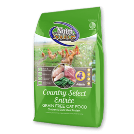Nutri Source NutriSource Cat Country Select 2.2#