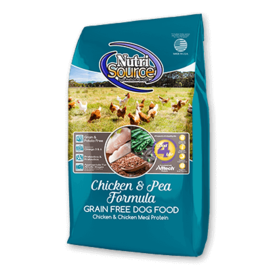 Nutri Source NutriSource Dog GF Chicken & Pea 15#