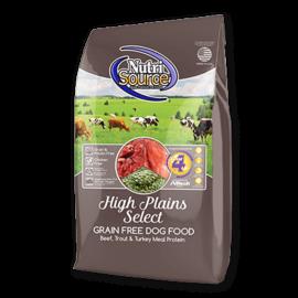 Nutri Source NutriSource Dog GF High Plains Select 15#