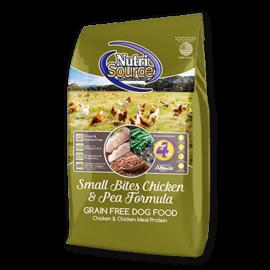 Nutri Source NutriSource Dog GF Chicken Small Bites 5#