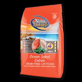 Nutri Source NutriSource Cat Ocean Select 6.6#