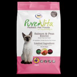 Pure Vita Pure Vita Cat Salmon & Pea 6.6#