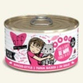 BFF BFF Cat Be Mine  Tuna Bonito 5.5oz