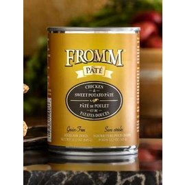 Fromm Fromm Dog Chicken & Sweet Potato Pate 12oz