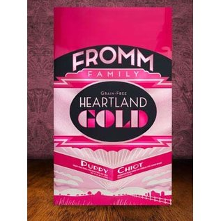 Fromm Fromm Puppy Heartland Gold 4#