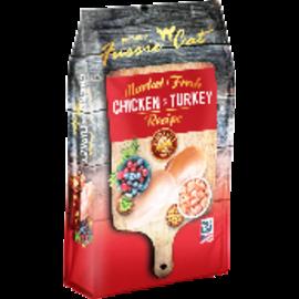 Fussie Cat Fussie Cat Chicken & Turkey 4#
