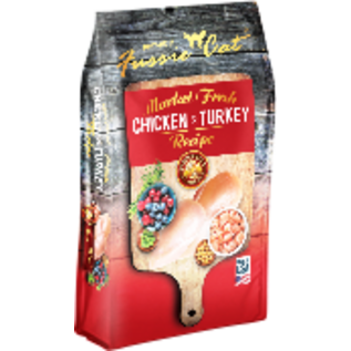 Fussie Cat Fussie Cat Chicken & Turkey 4#