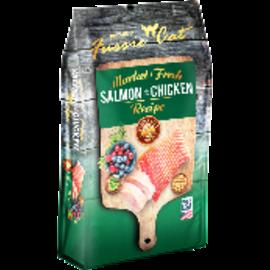 Fussie Cat Fussie Cat Salmon & Chicken 10#