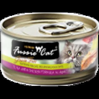 Fussie Cat Fussie Cat Tuna w/ Chicken 2.8oz
