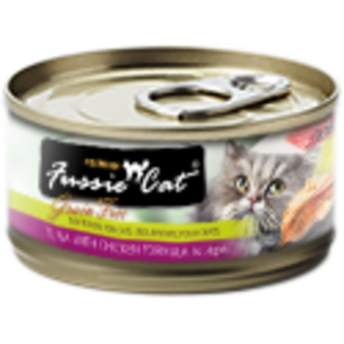Fussie Cat Fussie Cat Tuna w/ Chicken 2.8z