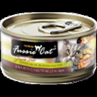 Fussie Cat Fussie Cat Tuna w/ Clams 2.8z