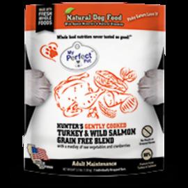 My Perfect Pet My Perfect Pet Dog Hunter's Blend Turkey & Salmon 3.5#