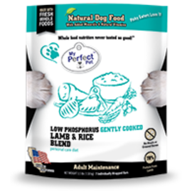 My Perfect Pet My Perfect Pet Dog Low Phosphorus Lamb 3.5#