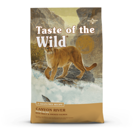 Taste of the Wild Taste of The Wild Cat Canyon River 5#