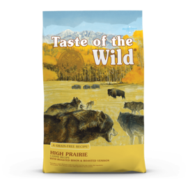Taste of the Wild Taste of the Wild Dog High Prairie 5#