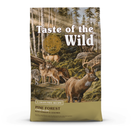 Taste of the Wild Taste of the Wild Dog Pine Forest 14#